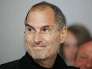Steve Jobs Confronts Obama